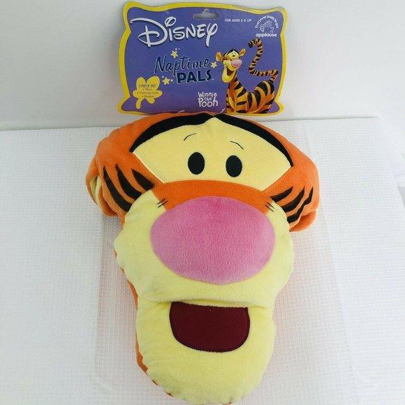 Disney Naptime Pals Tigger Applause 3/1 Pillow